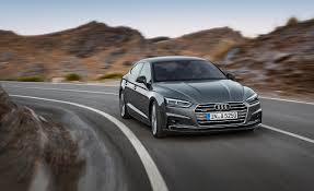 2018 audi a5 s5 sportback official photos and info u2013 news u2013 car