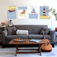 Nautical Home Decor Wholesale Online Buy Wholesale Nautical Paintings From China Nautical