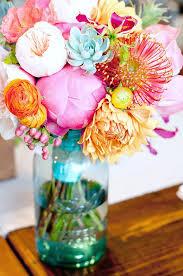 jar floral centerpieces creative diy flower arrangements and unique vessels