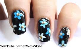 nail art designs for beginners easy step by step tutorial