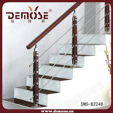Stainless Steel Banisters Stainless Steel Stair Railing Home Design Styles