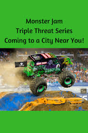 grave digger monster truck schedule monster jam triple threat series review tips from the disney divas