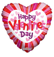 valentines day balloons wholesale 18 happy s day hearts lines mylar foil balloon