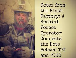notes from the blast factory a special forces operator connects