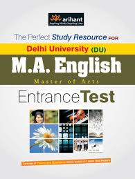 the perfect study resource for delhi university du m a english