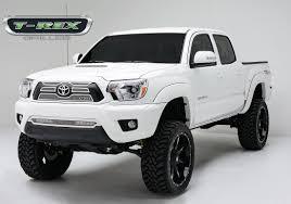 toyota truck lifted lift kit 2005 2016 tacoma 6 lug 2wd 6 5