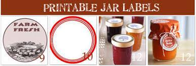 how to make labels for jar canning 15 printables tip junkie
