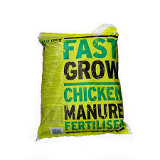 chicken manure vegetable garden fast grow chicken manure fertiliser 10kg clonmel garden centre