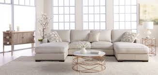 melrose round coffee table