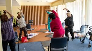 Interior Design For Seniors Yoga For Seniors Project Yoga Richmond