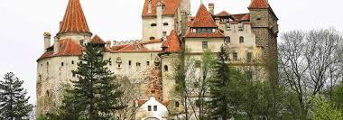 bran castle dracula in romania transylvania