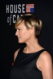 house of cards robin wright hairstyle more pics of robin wright short cut with bangs 21 of 27 short