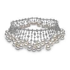 collar diamond necklace images Masterpiece diamond and south sea pearl collar yoko london the jpg
