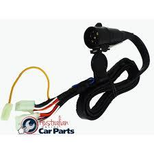 commodore trailer wiring harness vt vx vy vz holden genuine round