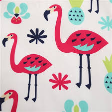 Flamingo Shower Curtains Fancy Flamingo Shower Curtain