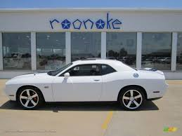 Dodge Challenger 2011 - 2011 dodge challenger srt8 392 inaugural edition in bright white