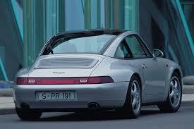 1990 porsche 911 blue targa roof a porsche 911 history total 911