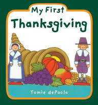 my thanksgiving by tomie depaola nook book nook