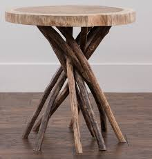 Natural Wood End Tables Top 7 Natural End Tables For Stylish Homes