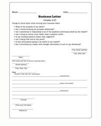 best solutions of business letter lesson plan 6th grade about