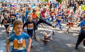 Running Kid Meme - kids running competition funny