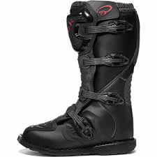 wulf motocross boots black mx enigma motocross boots uk 12 eu 46 black amazon co uk