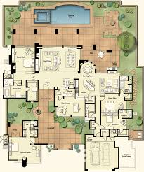 custom home floorplans tucson custom home hacienda floor plan tucson haciendas and