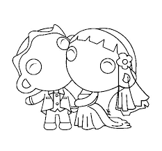 married ii coloring coloringcrew