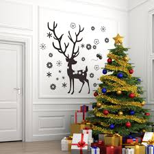 merry christmas wall decor decoration image idea