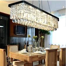 Rectangular Chandeliers Dining Room Chandeliers For Dining Room Sale Modern Rectangular Chandelier