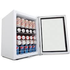 pool single door glass door mini refrigerator bar fridge then beer