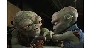 aliens attic movie review