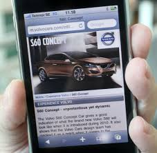 volvo website volvo u0027s international mobile site spreads fast autoevolution