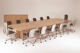 Office Boardroom Tables Office Table Folding Boardroom Table In Oak Modern Conference