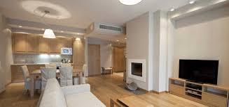 cucine e soggiorno gallery of cucine e salotto open space idee per il design della