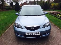 2006 mazda 2 1 4 antares blue metallic 58 000 miles in stockport