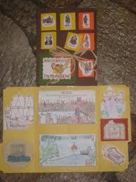 thanksgiving lapbook the adventist home educator