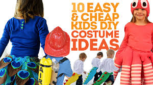 cheap costumes 10 cheap and easy costumes