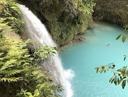 famous waterfalls top 5 waterfalls in the philippines best waterfall 2017
