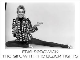 edie sedgwick earrings style edie sedgwick the girl with the black tights