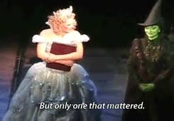 Wicked The Musical Memes - elvish pens fantastical writings 5 lessons the musical wicked