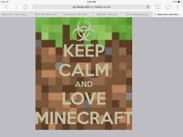 minecraft i want to put this in a frame for payton kids