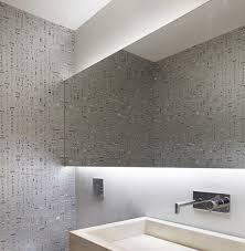 Led Backlit Bathroom Mirror Amazing Backlit Bathroom Mirror In House Decorations Home
