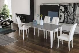 tavoli per sale da pranzo tavolo allungabile in vetro adatto per sale da pranzo moderne