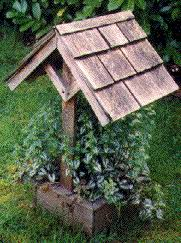 free wishing well plans woodworking plans and information at