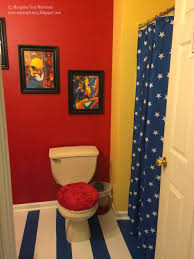 bathroom and avengers shower curtain iron man thor hulk avengers