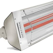 palm springs patio heater infratech wd series 39 inch 4000w dual element electric infrared