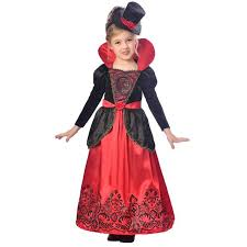 Girls Size 5 Halloween Costumes Morrisons Morrisons Halloween Girls Vampires Costume Size 5 6