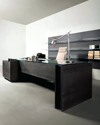articles with modern executive glass desk for office furniture tag