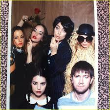 The Addams Family Halloween Costumes by Reign U0027 U0026 U0027liv U0026 Maddie U0027 Casts Totally Owned Halloween 2015 See
